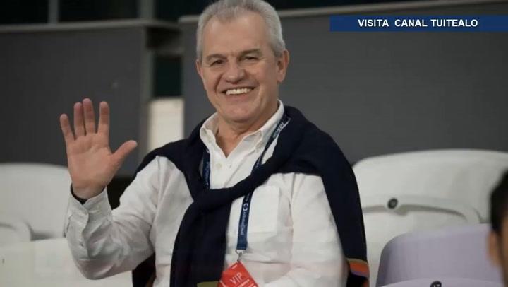 El CD Leganés ha hecho oficial la contratación del Mexicano Javier Aguirre