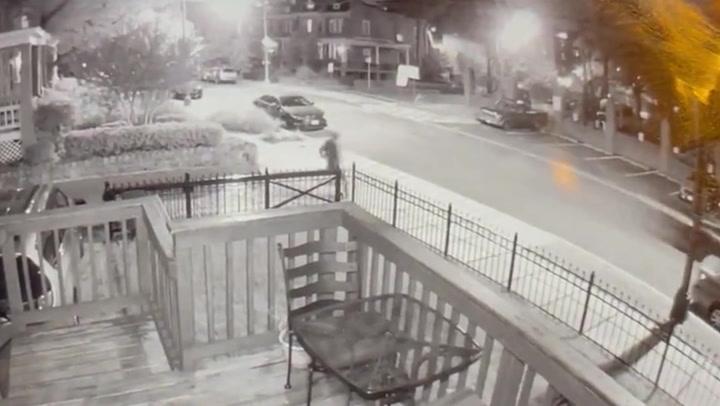 CNN executive dodges apparent drive-by shooting in Washington DC suburbs