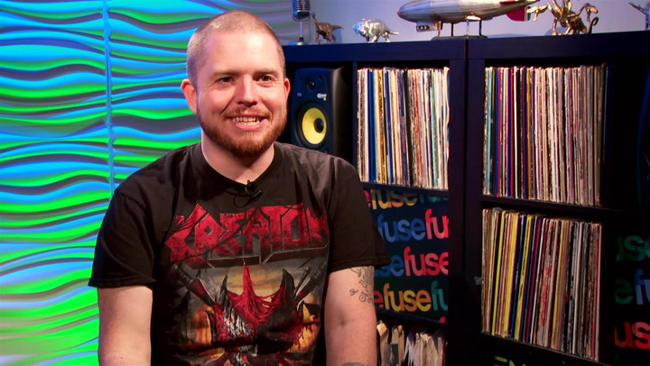 Hatebreed's Jamey Jasta Wants You to Call Your Dad This Father's Day