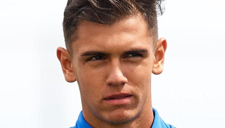 Asi juega Lucas Fasson dos Santos del Sao Paulo