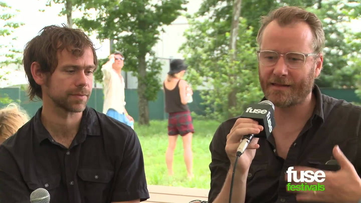 The National Discuss the Sweetness of Delayed Success at Bonnaroo