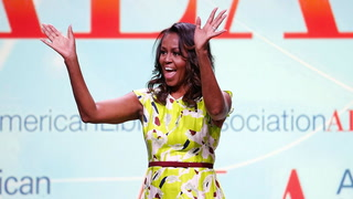 Is Michelle Obama's book tour a primer for a presidential run in 2020?