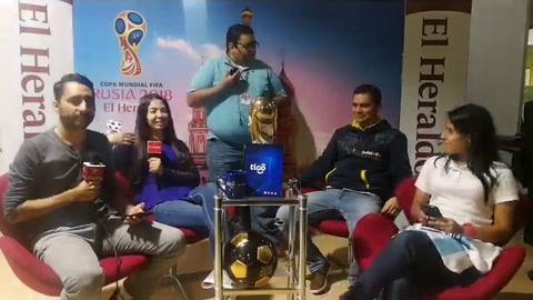 ZONA RUSA: Brasil elimina a México y Bélgica a Japón