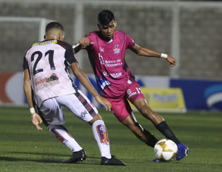 UPNFM y Vida se reparten puntos en el Emilio Williams de Choluteca