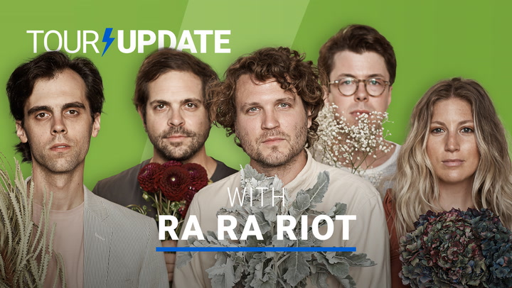Ra Ra Riot Tour Update: Takes Requests For Setlists Tour
