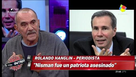 Hanglin: Nisman fue un patriota asesinado impunemente
