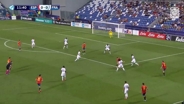 Selección Sub-21: Resumen del España 4-1 Francia