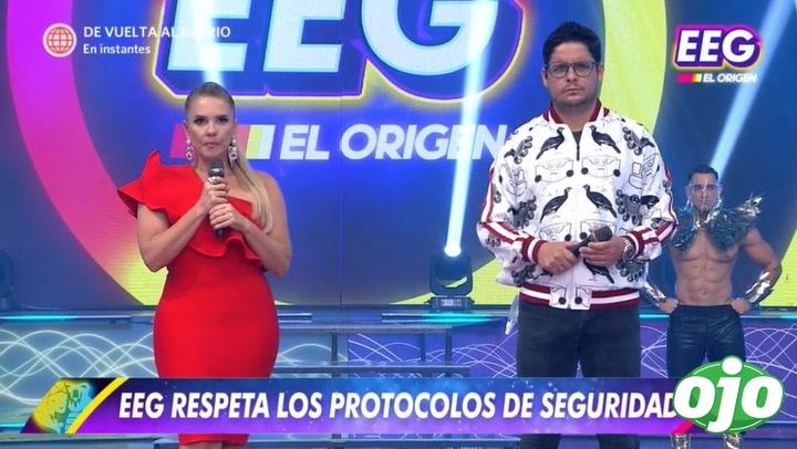 EEG anuncia la suspensión de Mario Irivarren, Karen Dejo y Luana Barrón por incumplir medidas sanitarias│VIDEO