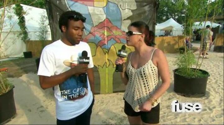 Festivals: Bonnaroo: Donald Glover: Who Is Childish Gambino? - Bonnaroo 2011