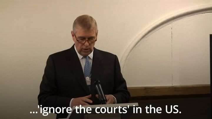 Prince Andrew's legal team accused of 'stonewalling' lawyers of his accuser