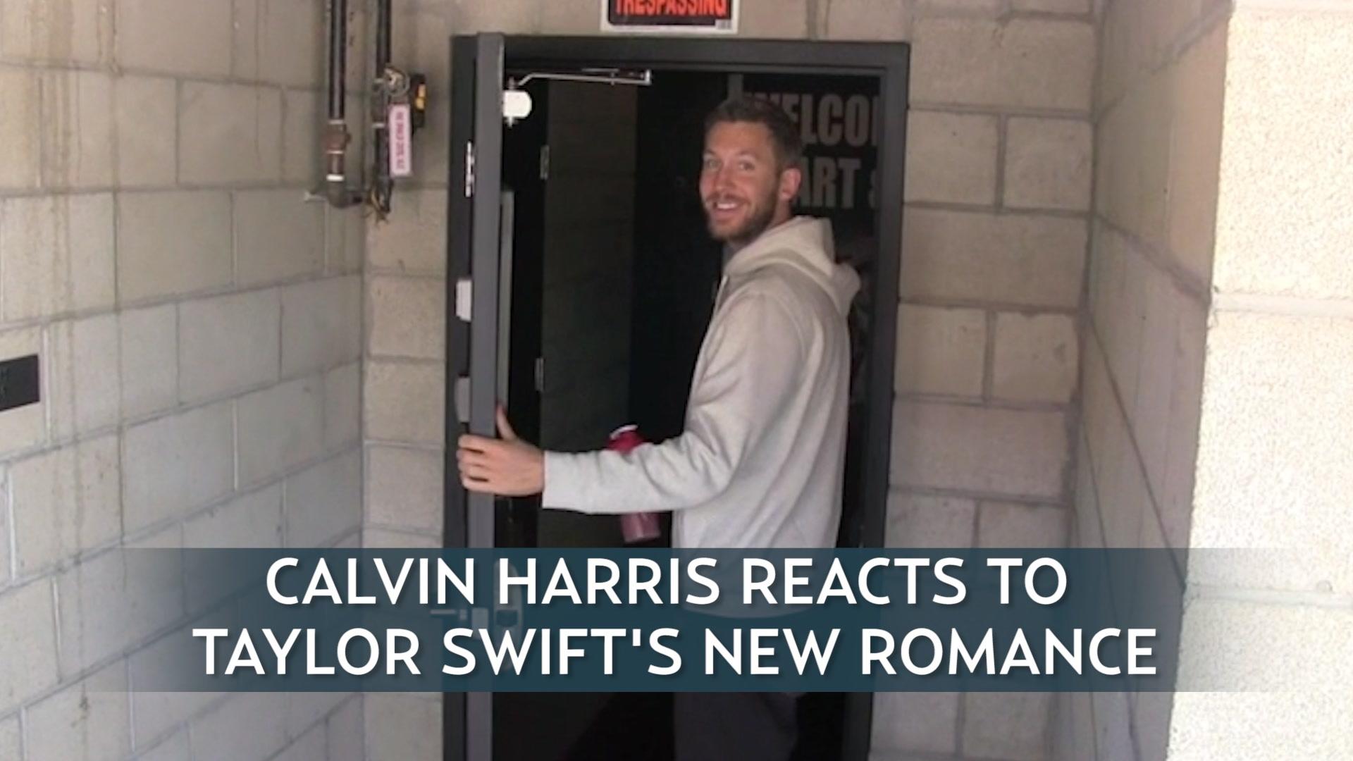 74480e60fa83c Calvin Harris Wears Kanye West Yeezys After Taylor Swift Split