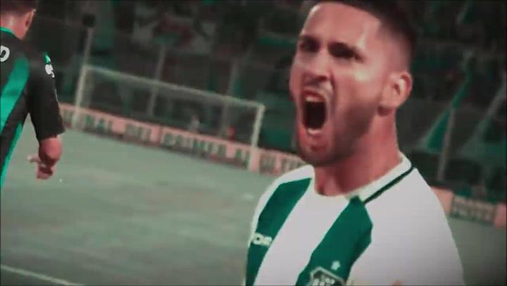 Así juega Nahuel Bustos, futbolista de Talleres de Córdoba