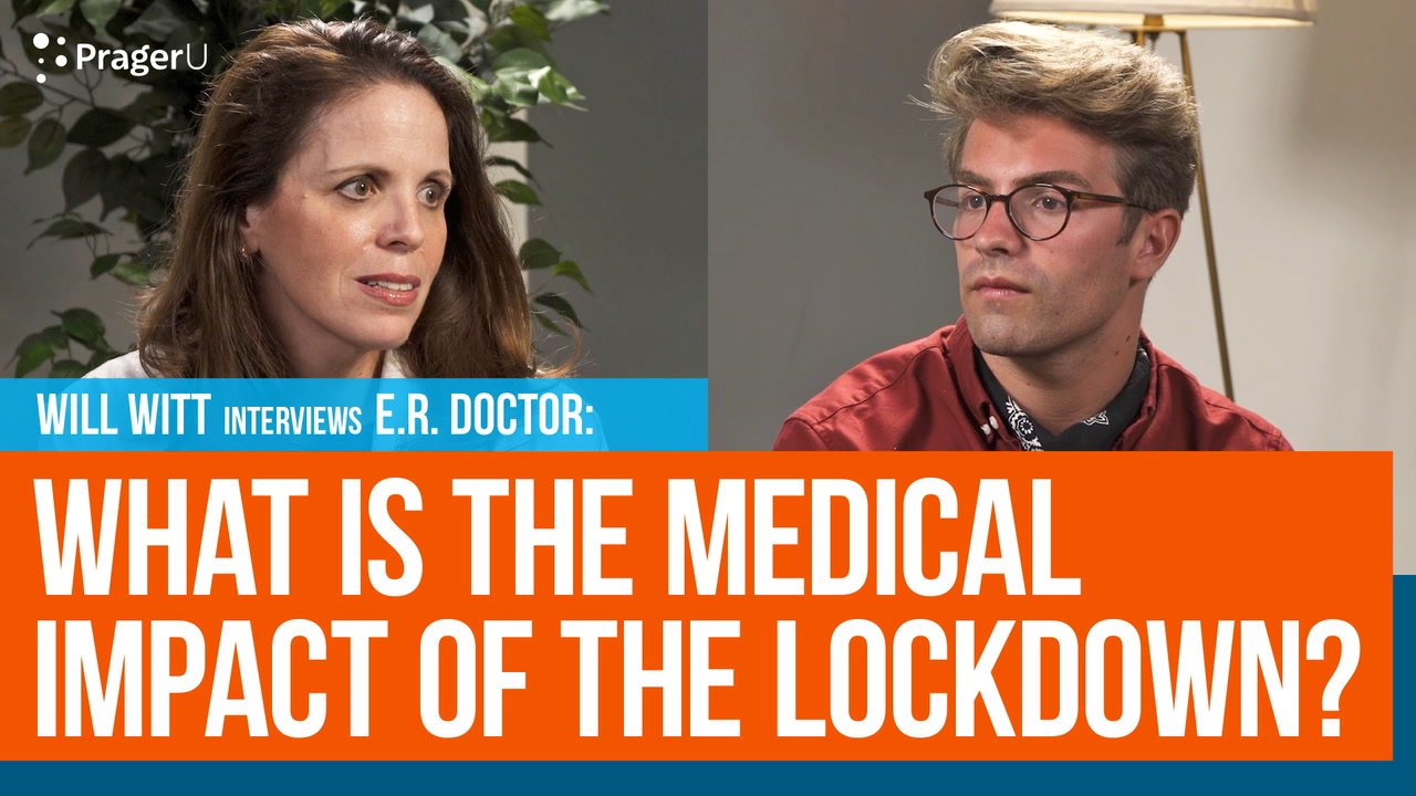 What Is the Medical Impact of the Lockdown?