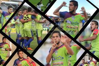 Juan Ramón Mejía, el goleador solitario del torneo Apertura con el Real de Minas