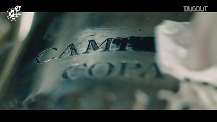The return of the Copa del Rey