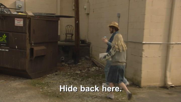 """""""Borat Subsequent Moviefilm"""" Exclusive Clip"""