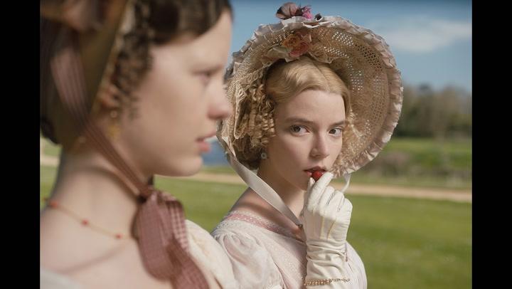 'Emma' Official Teaser (2020)