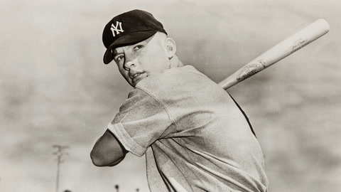 Mickey Mantle's  Legacy Lives On