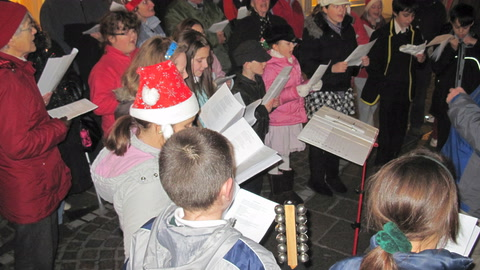 Caroling Tradition Saves  Unborn Babies