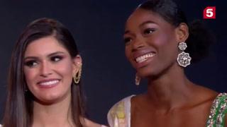 Inesperada reacción de concursante de Nigeria al perder la Corona