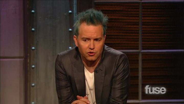 Shows: Hoppus on Music: Tour Pranks with Pennywise - Hoppus on Music