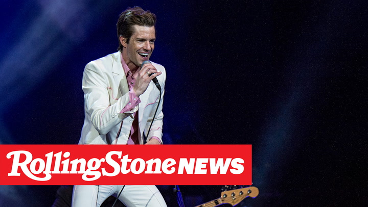 Watch the Killers Play Rooftop 'Mr. Brightside' on 'Monday Night Football' | RS News 9/22/20