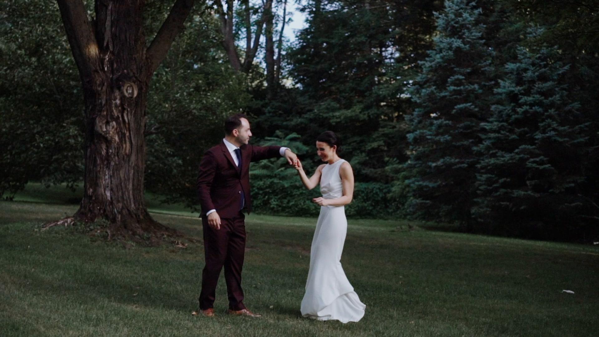 Melissa + Nick | Stone Ridge, New York | Hasbrouck House