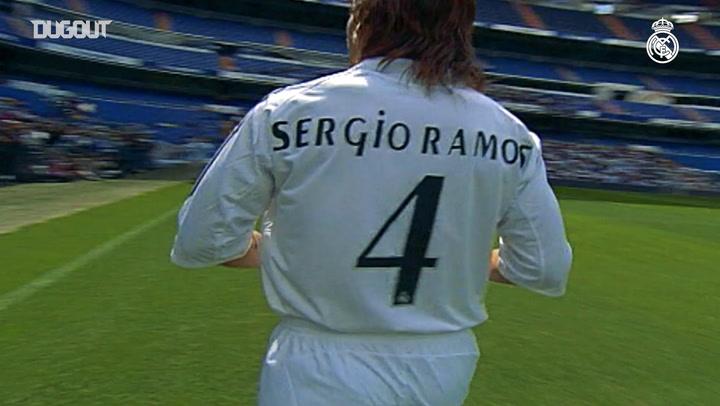 15 years of Sergio Ramos at Real Madrid
