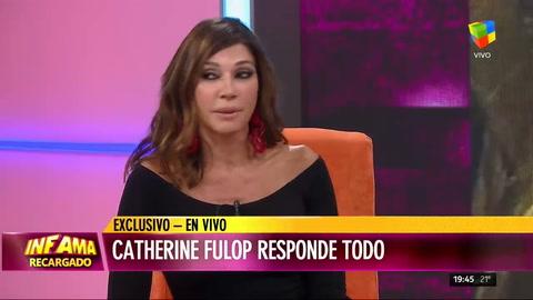 Oriana Sabatini fue agredida durante una manifestación contra Uber