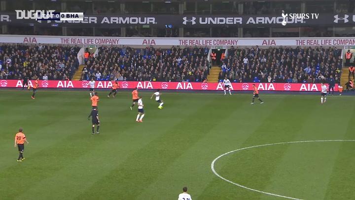 Tottenham Hotspur Beat Brighton In EFL Cup