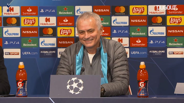 Mourinho laughs off latest injury blow