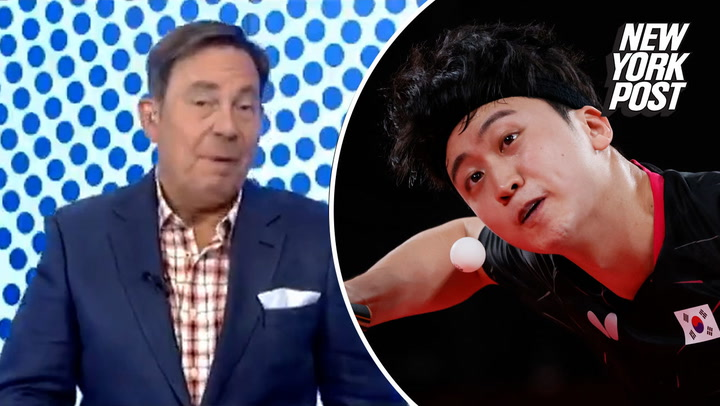 Greek commentator fired for racist comments about South Korean Olympic athlete