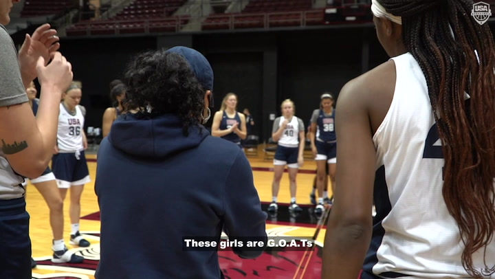 2021 USA Women's Americup Trials Sights & Sounds