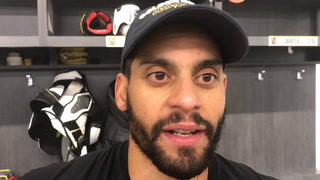 Pierre-Edouard Bellemare making Golden Knights penalty kill effective