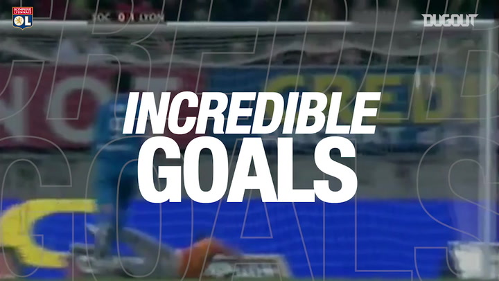 Incredible Goals: Karim Benzema Vs Sochaux