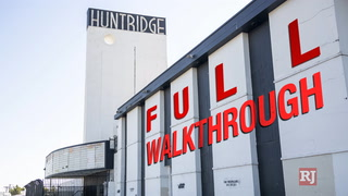 A walk through the historic Huntridge Theater in Las Vegas – VIDEO