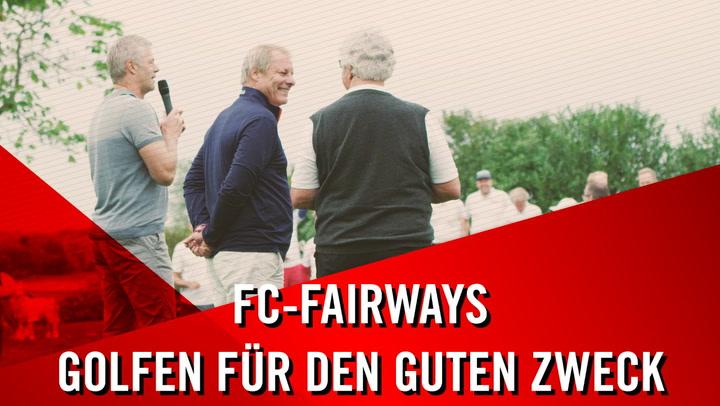 Golfturnier der FC-Stiftung