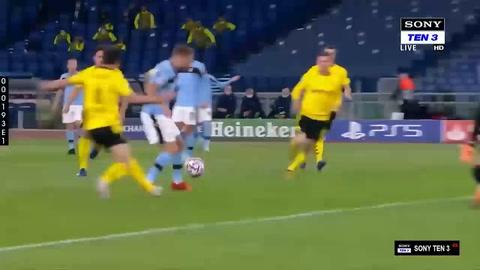 Lazio 3-1 Borussia Dortmund (Champions League 2020)