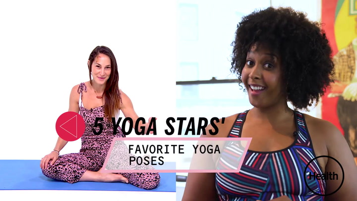 5 Yoga Stars' Favorite Yoga Poses - SFGate
