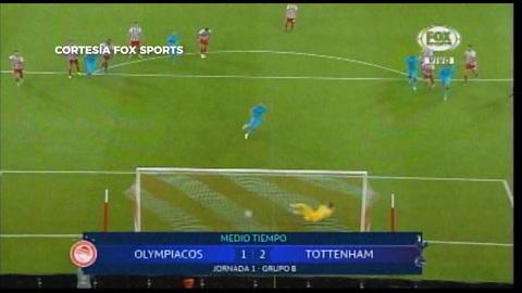 Olympiacos 2 - 2 Tottenham