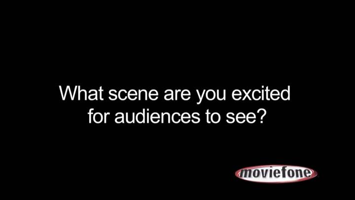 Nine - Premiere Red Carpet Interview (Moviefone)