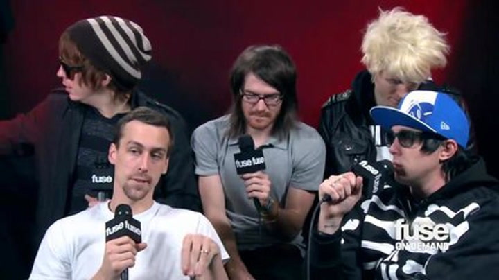 Forever The Sickest Kids Interview