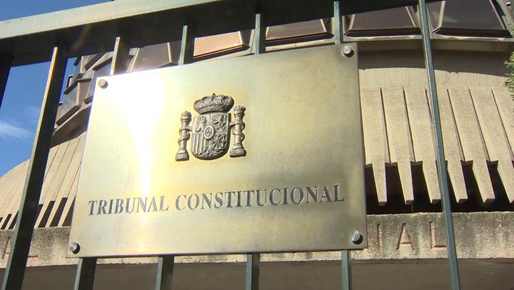 TC rechaza suspender la prohibición de concentraciones en Madrid