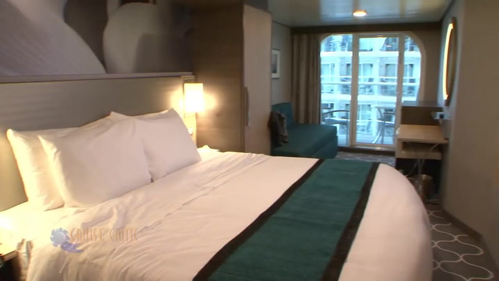 Harmony Of The Seas Cabins - Video Tour - Cruise Critic