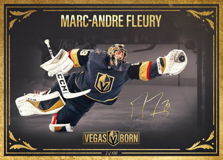 Fleury save poster among 'Gold Friday' deals from Golden Knights – Video