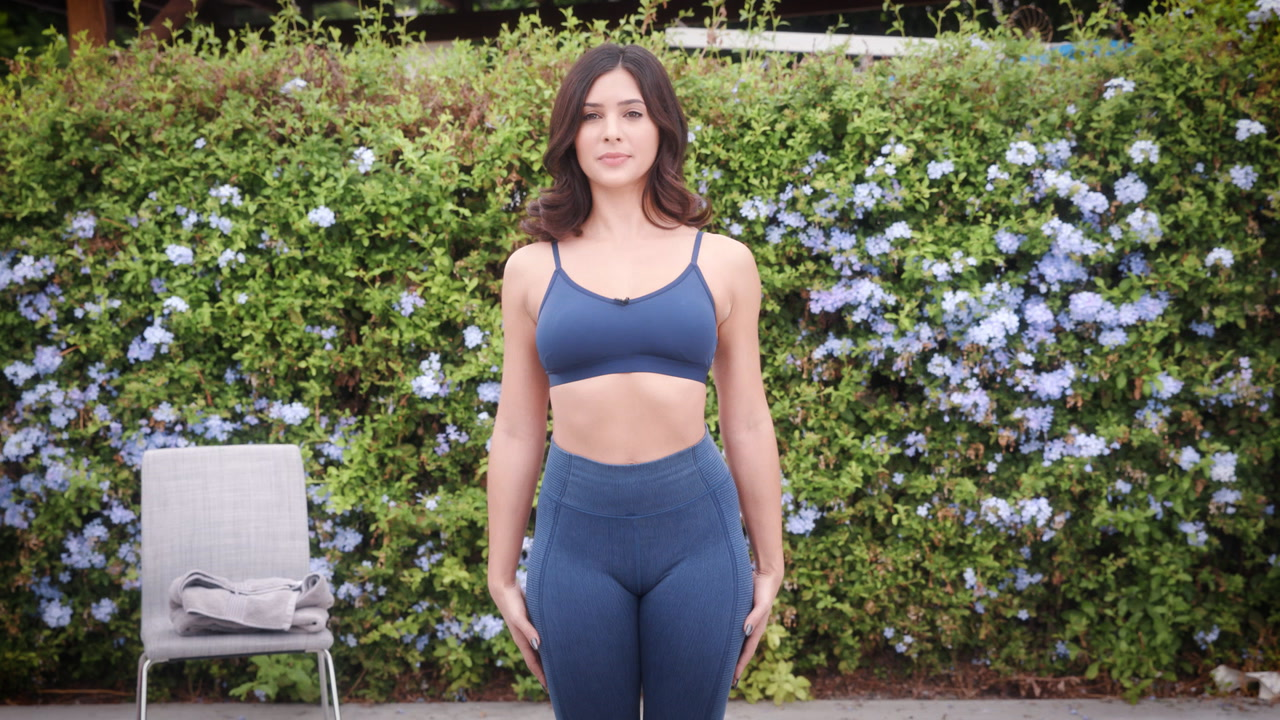 Get a Sweat on with Camila!