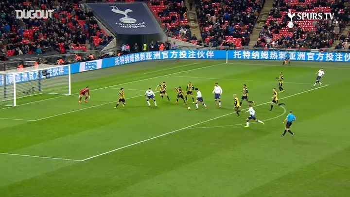 Son and Llorente stage dramatic late comeback vs Watford