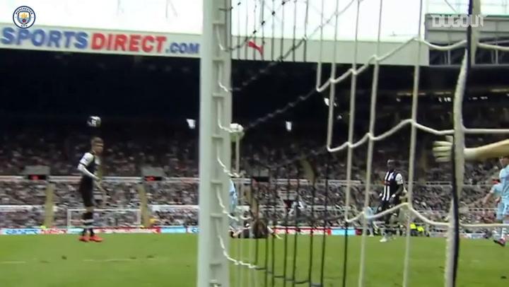 Yaya Toure's best Man City moments
