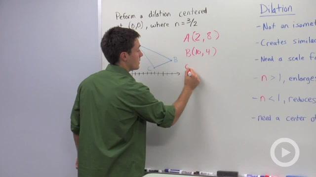 Dilations - Problem 2