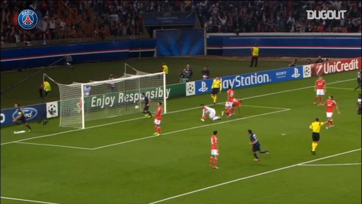 Ibrahimović Nets A Brace Vs Benfica